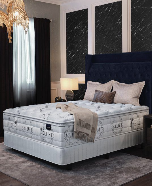 Kluft Monarch Bed System