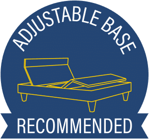 This Mattress is Compatible With Sleep System Store's Adjustable Bases